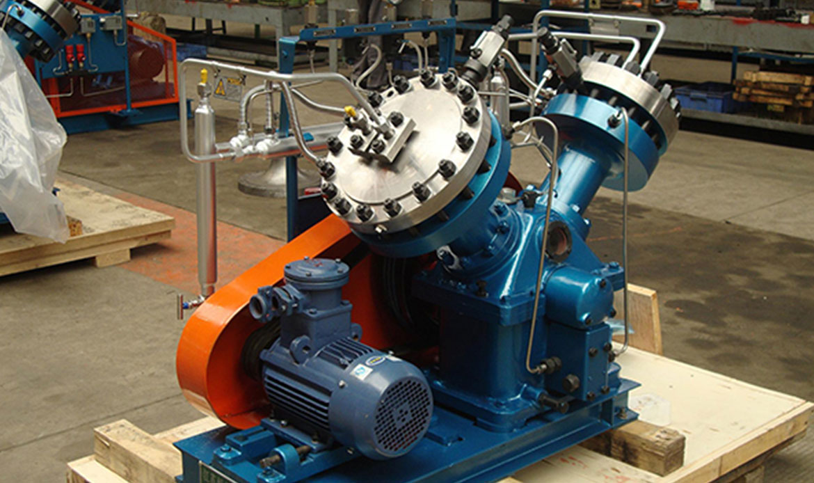 Image result for diaphragm compressor
