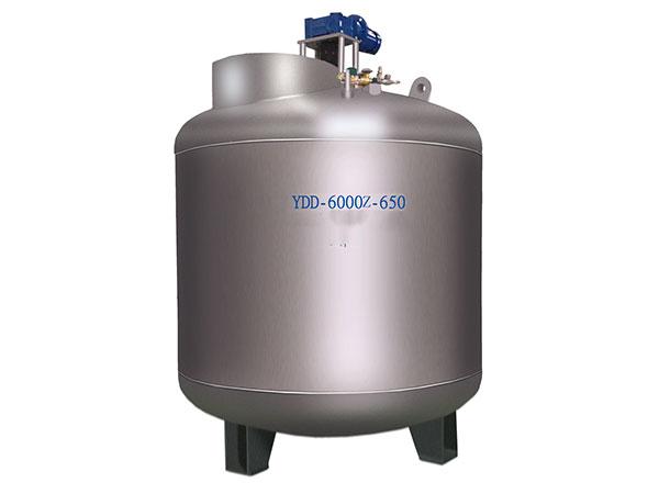 Cryogenic-liquid-nitrogen-portable-container-Marine tank ( stainless steel )