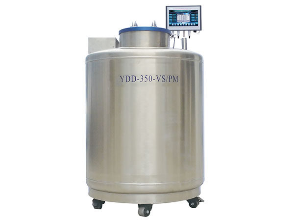 Cryogenic-liquid-nitrogen-portable-container-YDD-series-YDD-350-PM