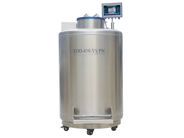 Cryogenic-liquid-nitrogen-portable-container-YDD-series-YDD-450-PM