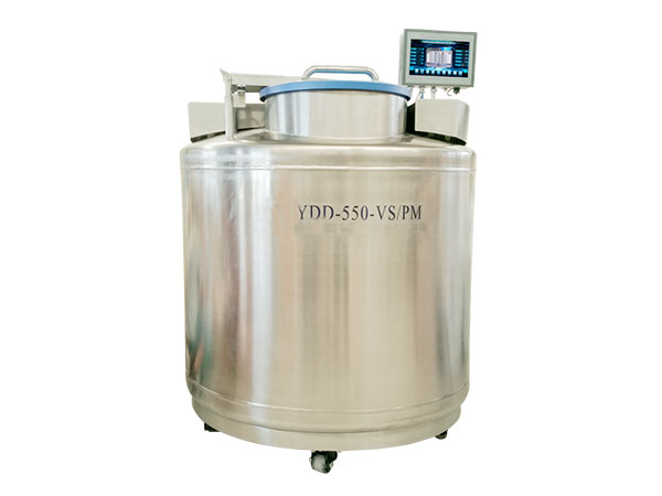 Cryogenic-liquid-nitrogen-portable-container-YDD-series-YDD-550